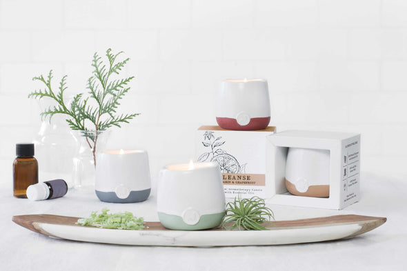 Northern Lights Candles / Prana - Focus