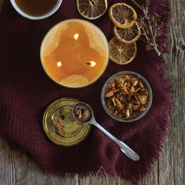Northern Lights Candles / Prism - Warm Cashmere & Cinnamon