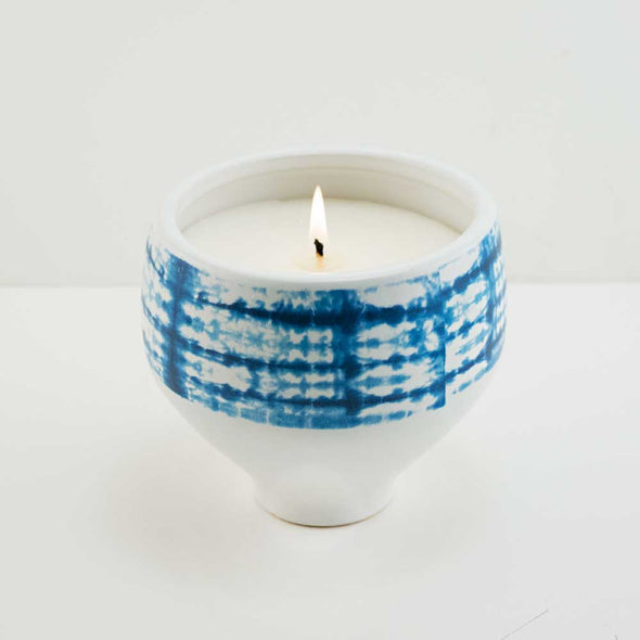 Northern Lights Candles / Shibori - Clarity