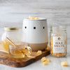 Northern Lights Candles / Mason Melts - Ginger Tea & Honey