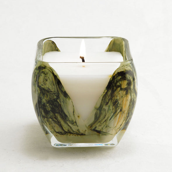 Northern Lights Candles / Cascade - Forest
