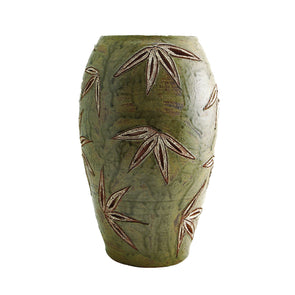 Red River Luminary- Large Urn - Northern Lights Candles