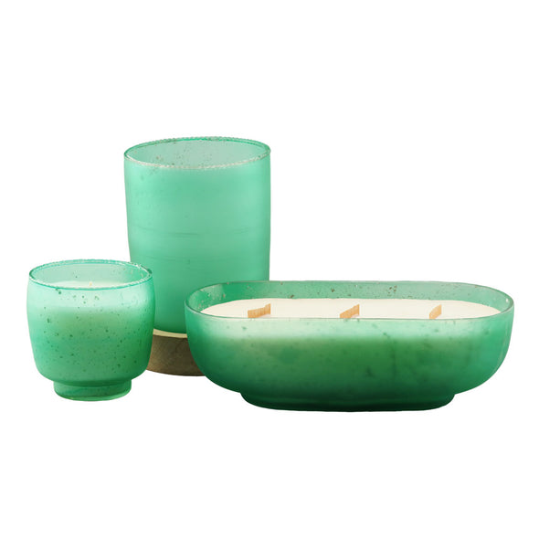 Hurricane - Cream - Northern Lights Candles