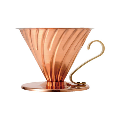 Copper V60 Coffee Dripper 02