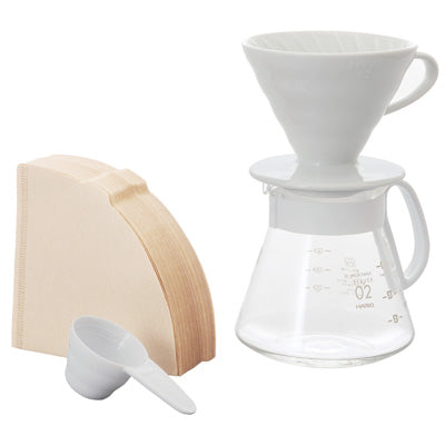 V60 Pour Over Coffee Kit