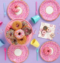 Donut large plate - Little Rose Party Company