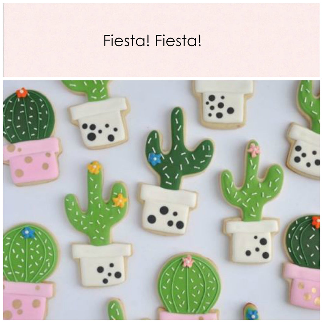 Fiesta! Fiesta! Party in a box - Little Rose Party Company
