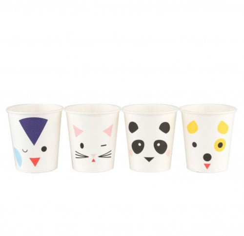 Mini animal cups