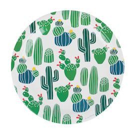 Cactus large plate - Little Rose Party Company