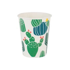 Cactus cup - Little Rose Party Company