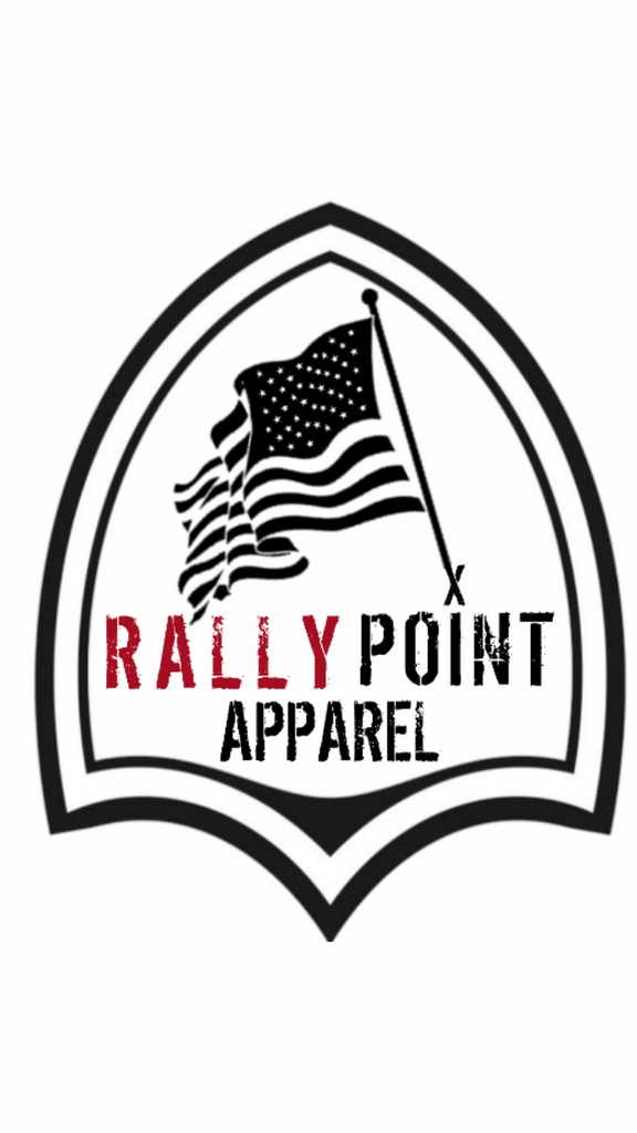 Rally Point Apparel is a Veteran Owned Business