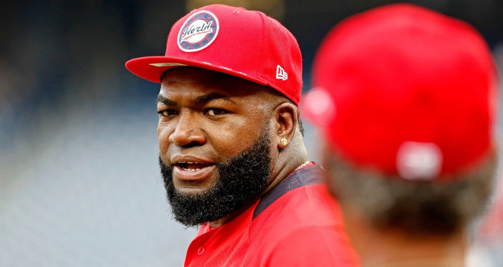 Big Papi manages just fine, perfect fit in new All-Star role