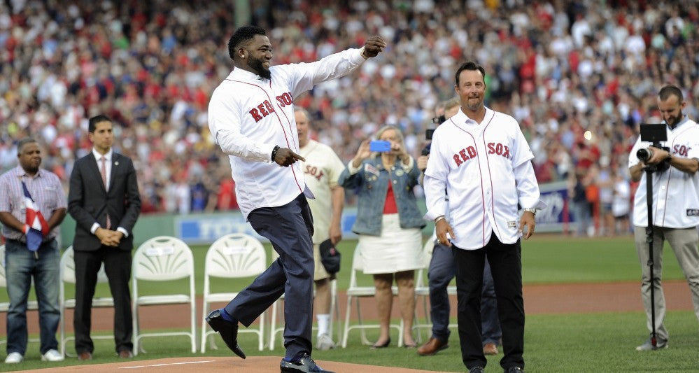 David Ortiz doesn't miss playing, but he hasn't left baseball behind in retirement