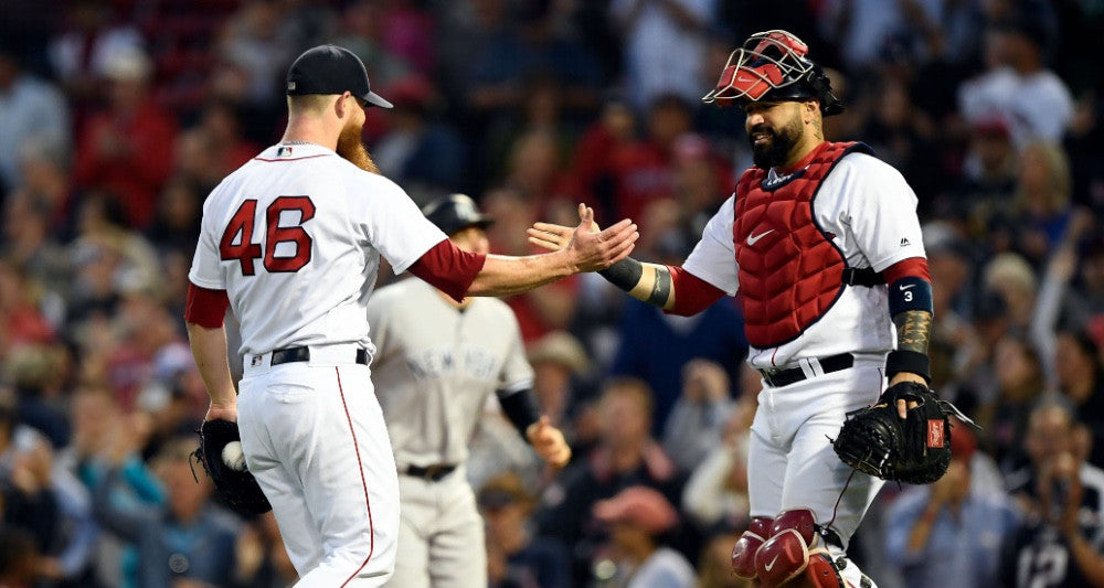 Red Sox keeping things routine awaiting ALDS opponent