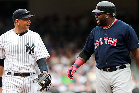 David Ortiz Hilarious Reaction To A-Rod's Yankee Prank