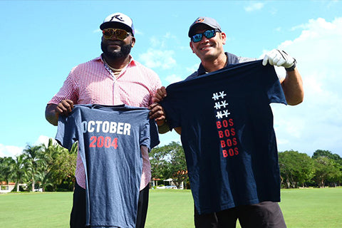 David Ortiz rakes in $1.2M for charity with golf event