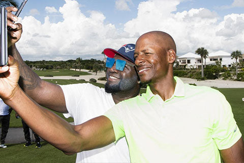 David Ortiz And Ray Allen Host Hurricane Relief Event