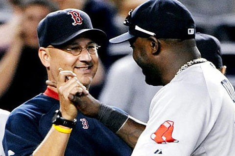 David Ortiz calls Terry Francona 'The Best Manager In Baseball'