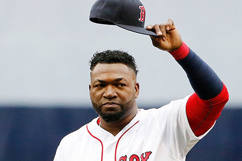 Watch David Ortiz recreate scenes from famous Boston movies