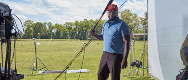 GO BEHIND THE SCENES WITH BIG PAPI