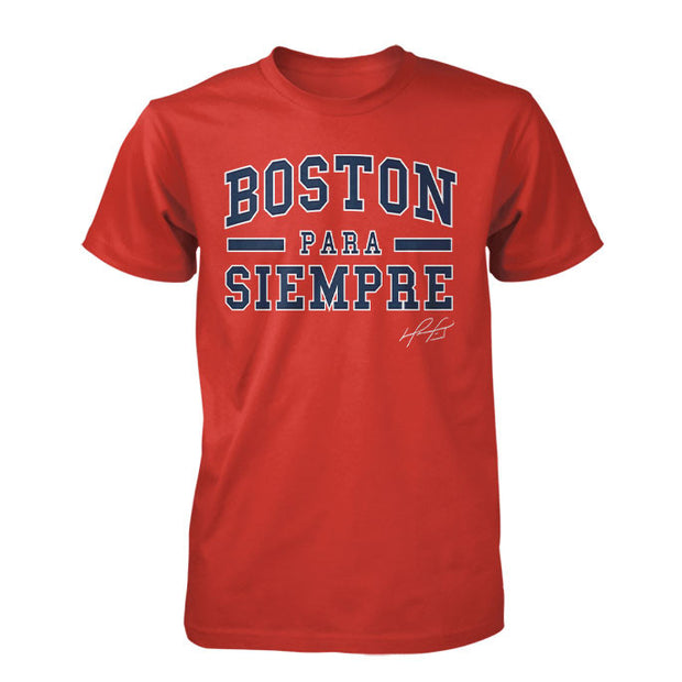 Boston Para Simpre | DO34 Tee-Shirt