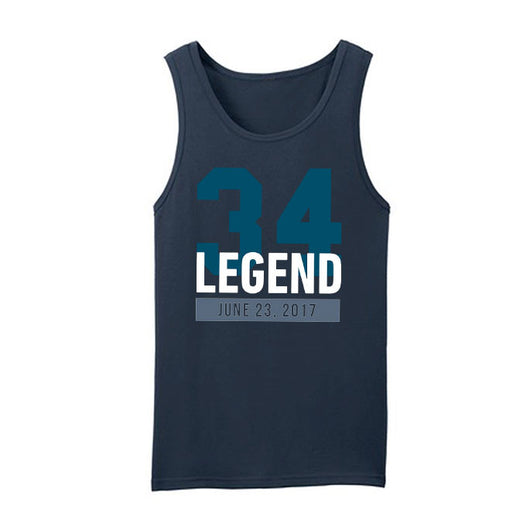 David Ortiz 34 Legend Tank