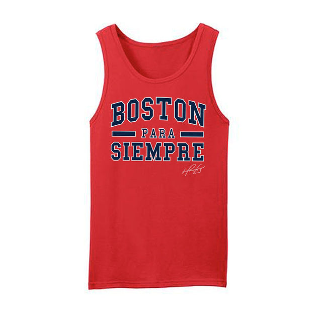 Boston Para Simpre | DO34 Tank