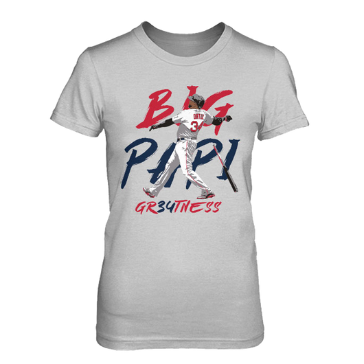 Women's Big Papi Greatness T-Shirt