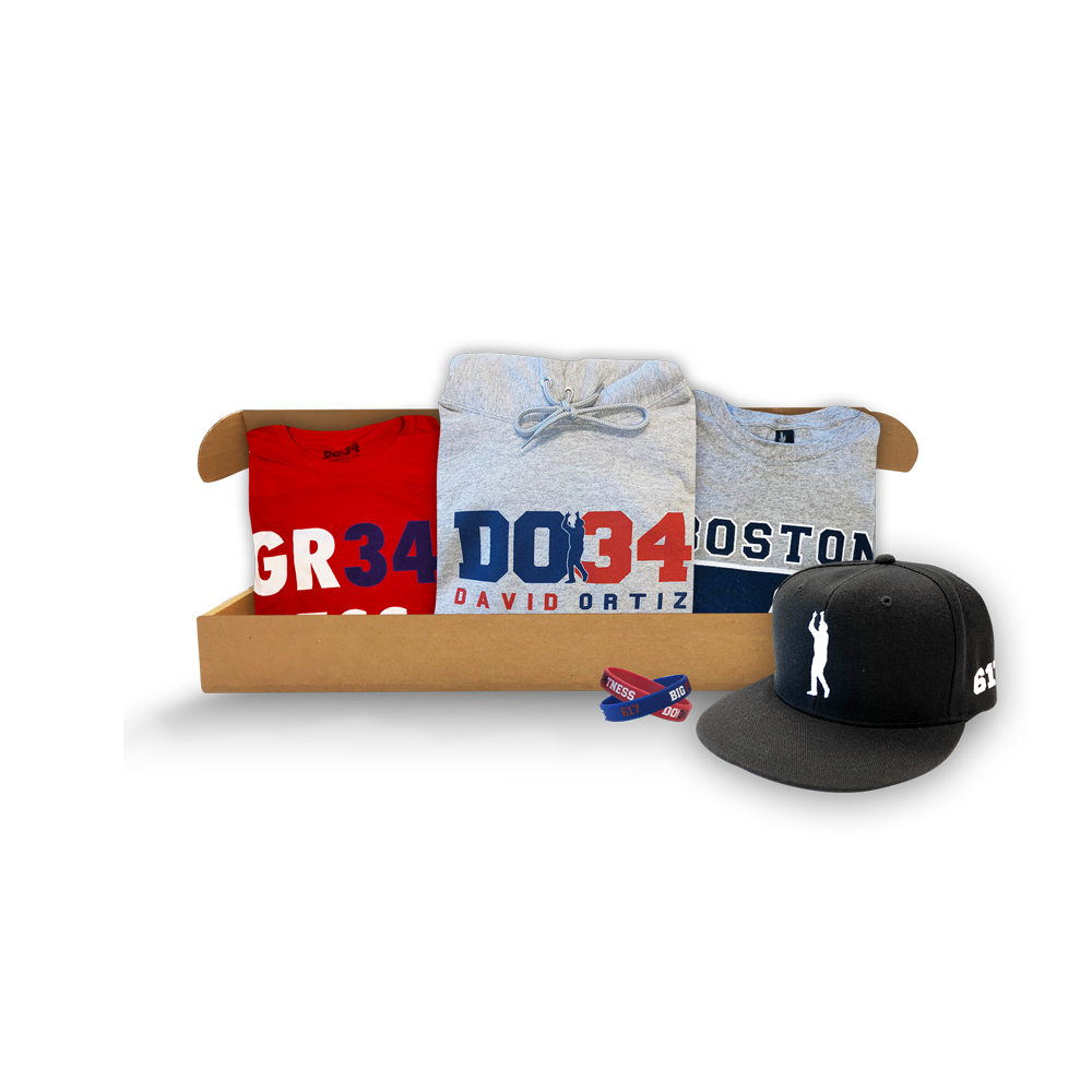 Men's Ultimate Fan Bundle (A $165 Value!)