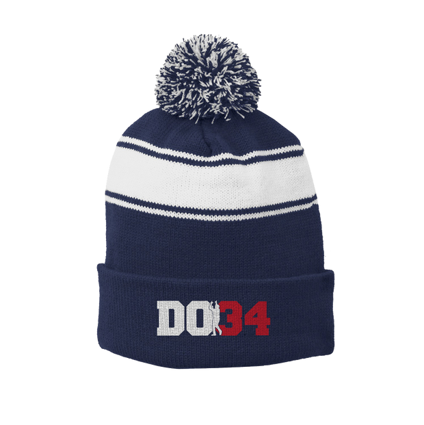 DO34 Gameday Beanie
