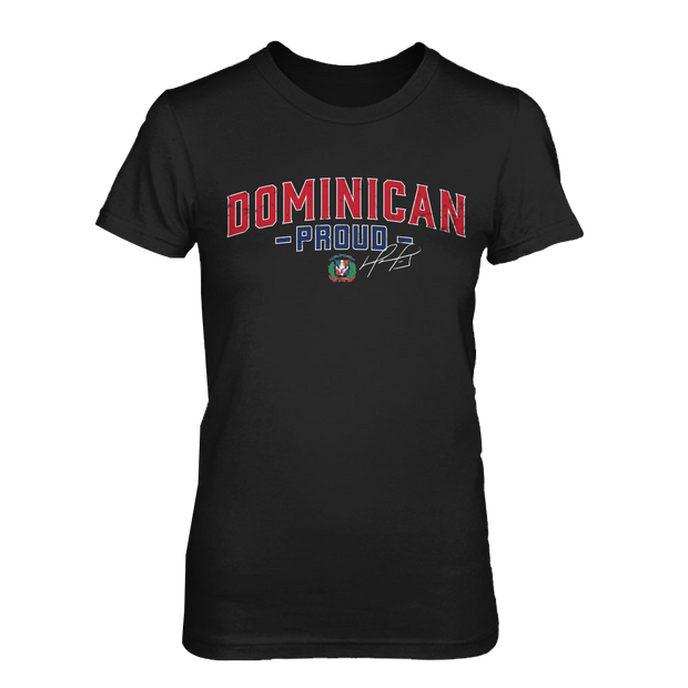 Women's Dominican Proud Tee