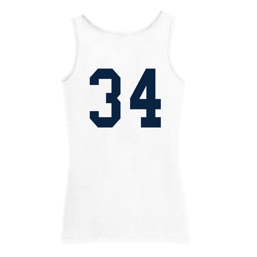 Women's Thank You Number Retirement Tank Top