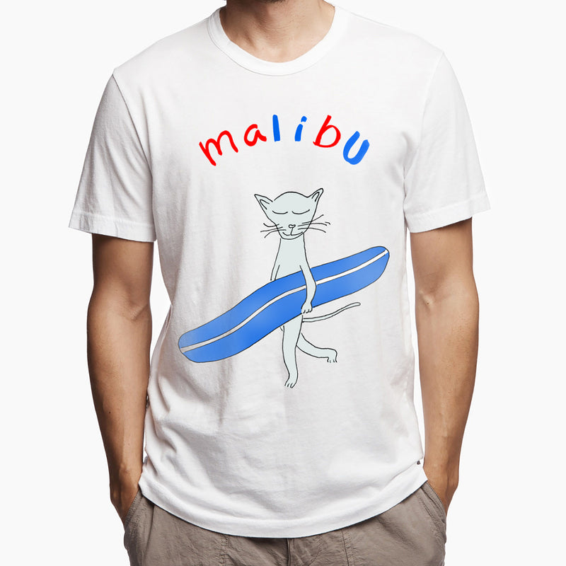 Malibu Surf Cat - Men