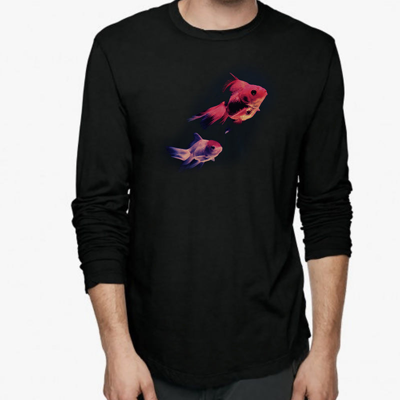 Too Many Fish - Long Sleeve