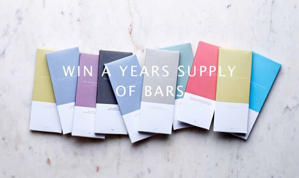 Win a Years Supply of Chocolate Bars