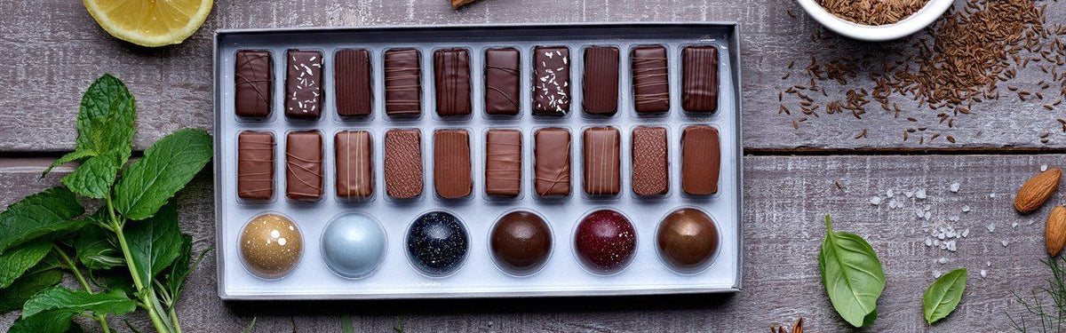 Luxury Chocolate Collection