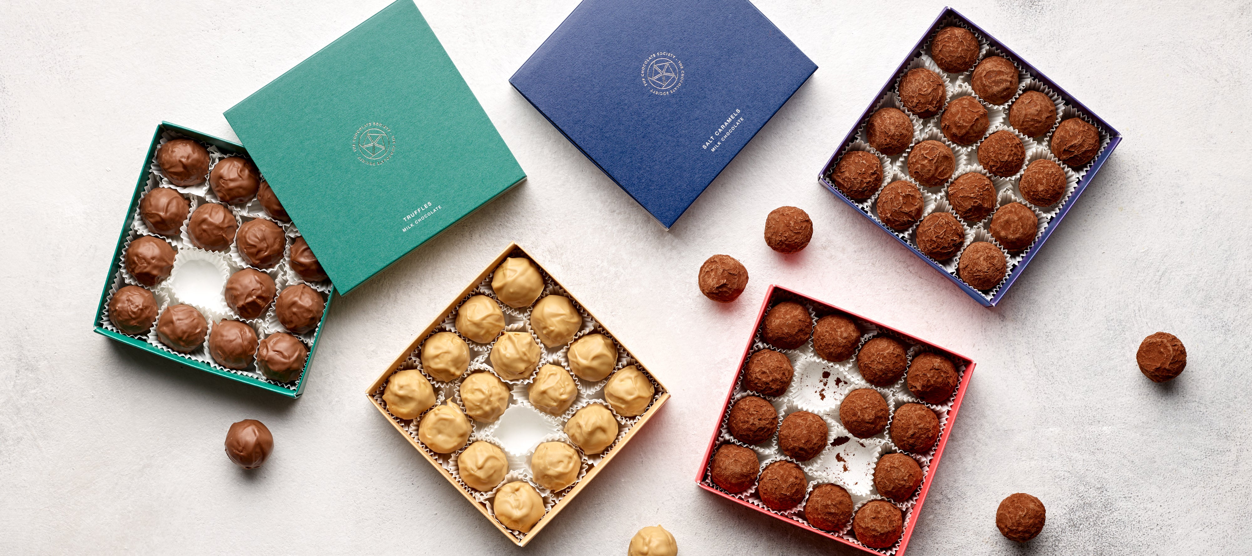 Buy Luxury Artisan Chocolate Gifts From The Chocolate Society