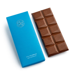 Colombia 41% Milk Chocolate Bar