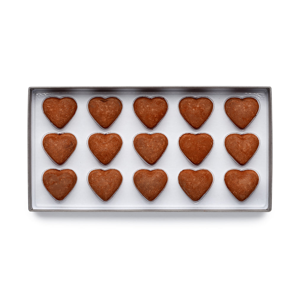 Salt Caramel Hearts