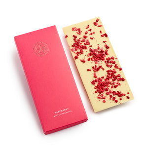 Raspberry White Chocolate Bar