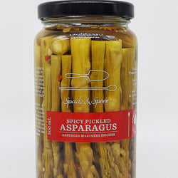 Spicy Pickled Asparagus, 500ml
