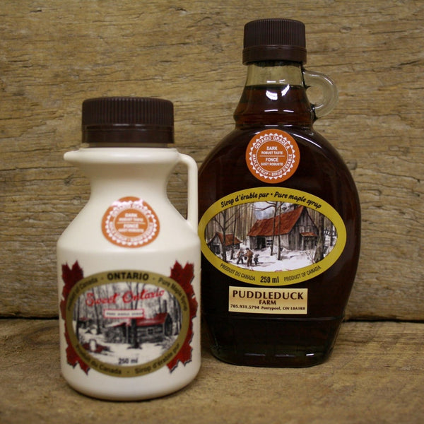 Dark Maple Syrup