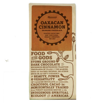 Drinking Chocolate, Oaxacan Cinnamon (135g)