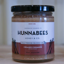 Honey, Creamed Cinnamon (375g)