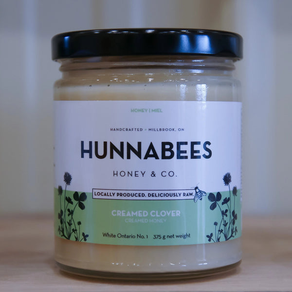 Creamed Clover Honey, 375g
