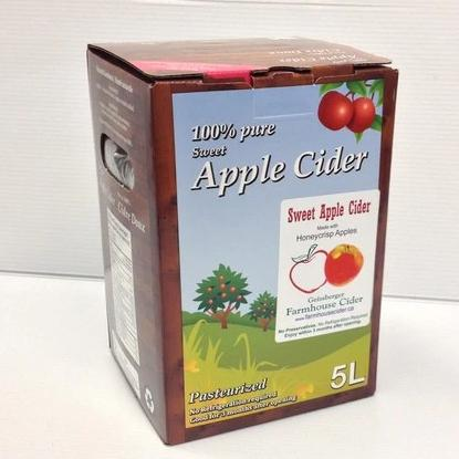 Image of Honey Crisp Apple Cider 5L