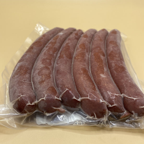 Package of hotdogs