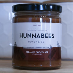 Honey, Creamed Chocolate (375g)