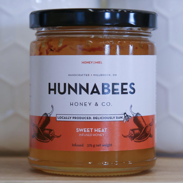 Sweet Heat Honey, 375g