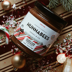 Honey, Candy Cane Chocolate (375g)